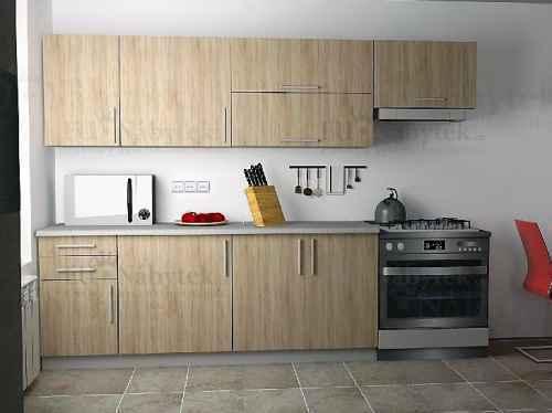 Kuchyňská linka OLLI 240 dub sonoma