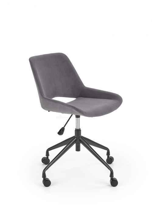 Kancelářská židle SCORPIO tmavě šedá