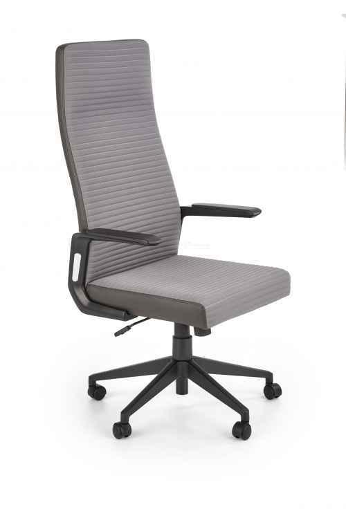 Kancelářská židle AREZZO šedá
