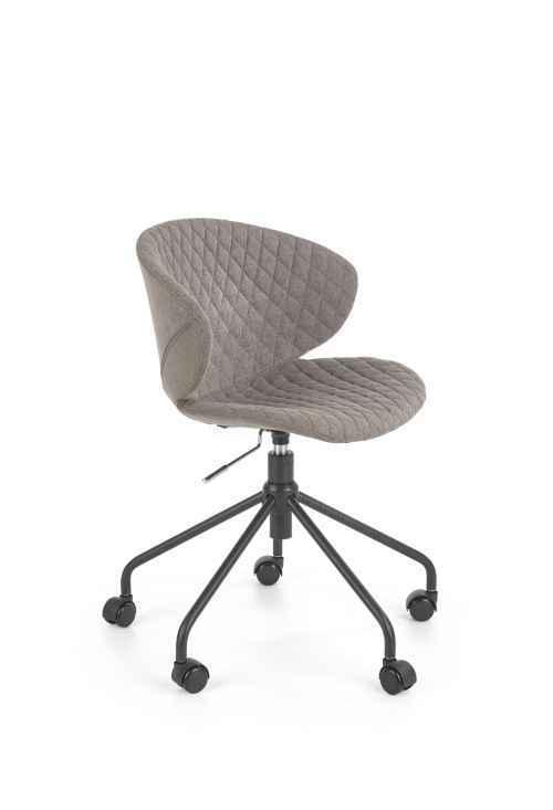 Kancelářská židle DANTE šedá